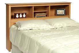 Diy Bookshelf Headboard Bookcase Headboard Full Diy Solid Wood Plans Coccinelleshow Com