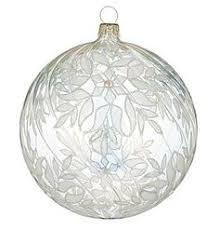 antique silver cut 4 inch ornament