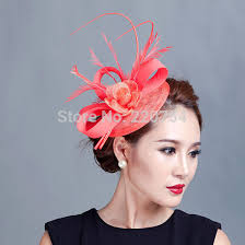 fascinators for hair cocktail fascinator flower feather sinamay fascinator women