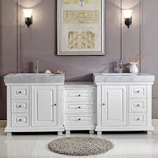 double bathroom vanities 72 to 90 inches vanity solid wood toronto