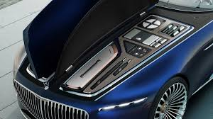 100 maybach 6 vision mercedes maybach 6 is a six meter long