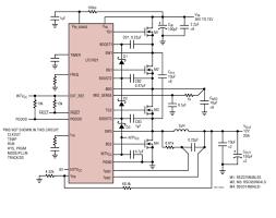 ltc7821 hybrid step down synchronous controller linear technology
