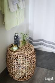 simple tips to style your bathroom inspired by charm