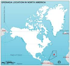 grenada location on world map grenada country profile free maps of grenada open source maps