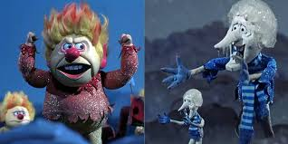 take a moment this december to appreciate heat miser snow miser