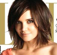 shoulder length hairstyke oval face unique shoulder length bob haircuts with layers medium length bob