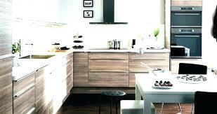 cuisine bois et blanche ikea cuisine en bois cuisine metod ikea plus ikea cuisine effet bois