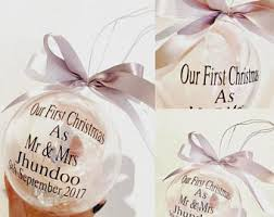 mr and mrs bauble etsy