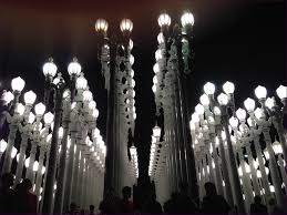 furniture how late do the lacma lights stay on light