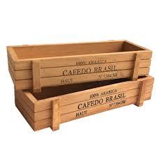 Garden Box Wood Type Window Boxes Amazon Com
