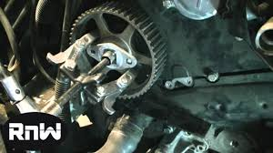 audi timing belt replacement how to replace the timing belt on a vw passat audi a4 a6 2 8l