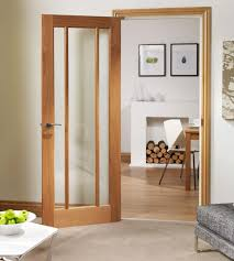 worcester 3 panel oak door with clear glass shawfield doors