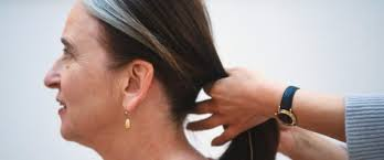 lady neck hair the 6 body parts that reveal your age first huffpost