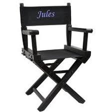 fauteuil realisateur fauteuil metteur en scène etoile taupe balade en roulotte
