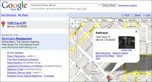 map search directions can i search for places near a given address in maps ask