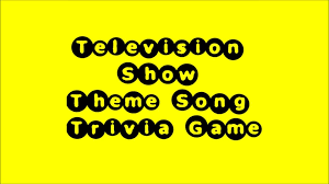 theme song quiz app television theme song trivia game 1 50 songs youtube