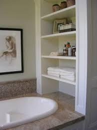 shelves in bathrooms ideas bathroom shelving shelves ideas
