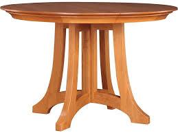 Stickley Kitchen Island Stickley Furniture 91 594 46 2lvs Highlands Round Dining Table