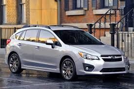 old subaru impreza hatchback used 2014 subaru impreza hatchback pricing for sale edmunds