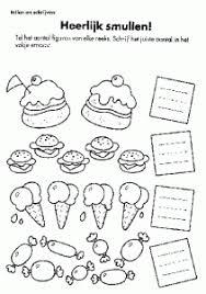 food worksheet for kids crafts and worksheets for preschool