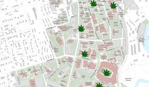 Illinois State Campus Map by Weed Maps 7 Places To Get Baked On Uga U0027s Campus The Black Sheep