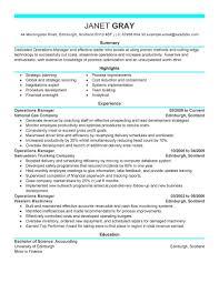 example it resume summary fabulous resume layout horsh beirut