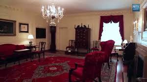 white house map room tour youtube