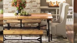 wood and pipe table watch how easy he builds this amazing wood and industrial pipe table