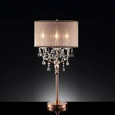 Waterford Table Lamps Waterford Crystal Table Lamps The 3rd Place