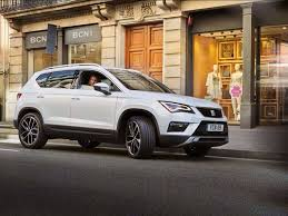 seat ateca blue seat ateca cars with motability new seat ateca cars with quick