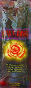 suns n roses 200x fast acting bronzer tanning lotion