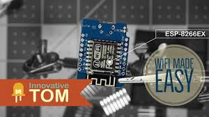 wemos d1 mini esp8266 getting started guide with arduino youtube
