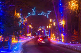 festival of lights springfield ma the mesmerizing christmas display in massachusetts with over 650 000