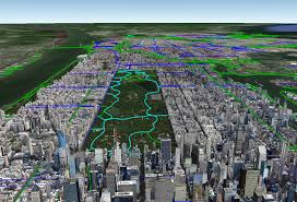 New York City Street Map by Nyc Bike Maps New York City U0027s Bike Lanes And Bike Paths Mapped