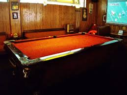 west end pool table narrow west end of the building picture of sandy hut portland