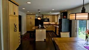 maple cabinets with dark counters mom and dads kitchen light maple cabinets with dark wood floors hardwoods design dark