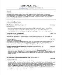 Non Profit Resume Executive Director Sample Resume 48 Best Best Executive Resume