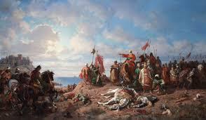 Ottoman Battles Ottomans A History Of Europe Key Battles