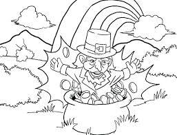 leprechaun coloring pages printable free engaging leprechaun pictures to print printable for tiny leprechaun
