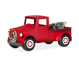Christmas Vehicle Decorations 91 Best Christmas The Red Truck Images On Pinterest Red