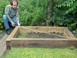 Raised Bed Vegetable Garden Design by How To Make A Raised Bed How Tos Diy