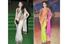 saree draping new styles 20 different ways to wear saree with video tutorials