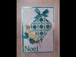 spellbinders heirloom ornament 2010 card magic
