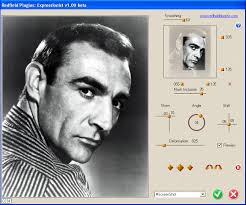 face control photoshop plug in for making caricatures