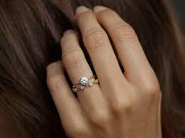 simple engagement ring solitaire diamond engagement ring simple engagement ring