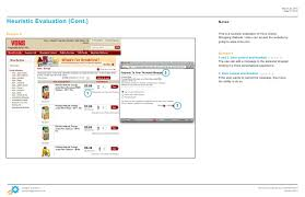 grocery store shopping application interaction design