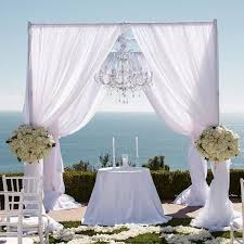 chuppah canopy 50 gorgeous wedding ceremony structures bridalguide