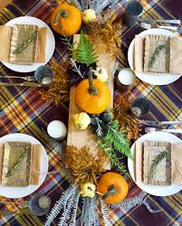 thanksgiving dinner table décor to help you entertain in style