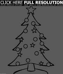 printable christmas tree coloring pages me trees pages