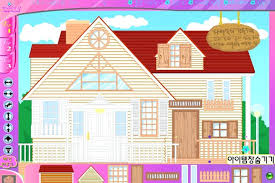 barbie home decoration games 2014 doll dream house game decorating